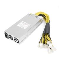 Блок питания 1U ATX SD-2400W-BTC, 2400Вт, 200A, PCI-E 8pin x10, 1U, КПД 90%, Negorack